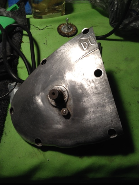 Gear selector cover two
